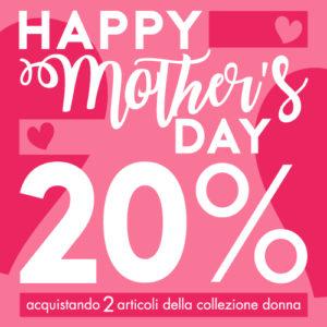 Bata: -20% Festa della Mamma.