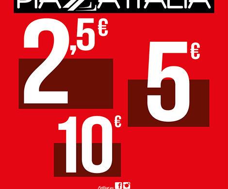 Piazza Italia: Ultimi ribassi!!