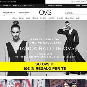 OVS.IT TI REGALA 10€