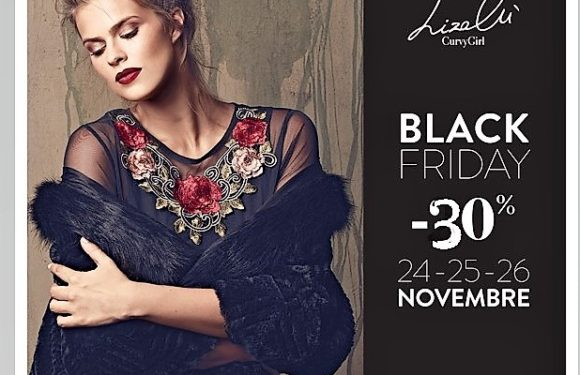 Lizalù: Black friday 24-26