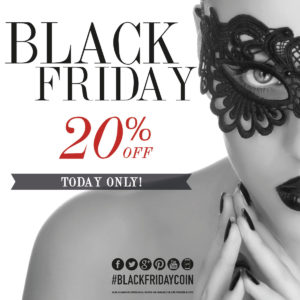 COIN CASA: Black friday 24 -26 Novembre