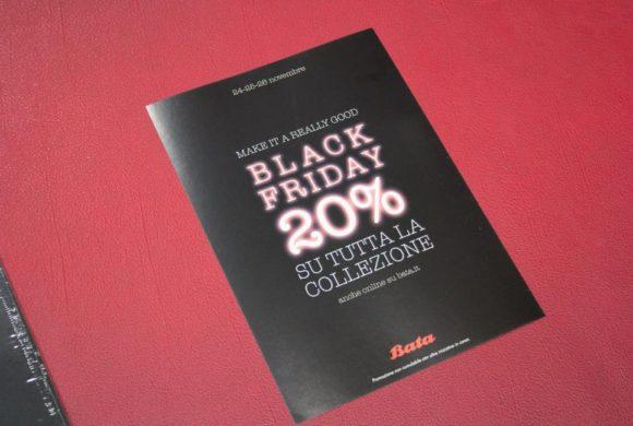Bata: Anticipa il Black Friday 22-26