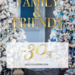 COIN CASA: Family e friends -30%