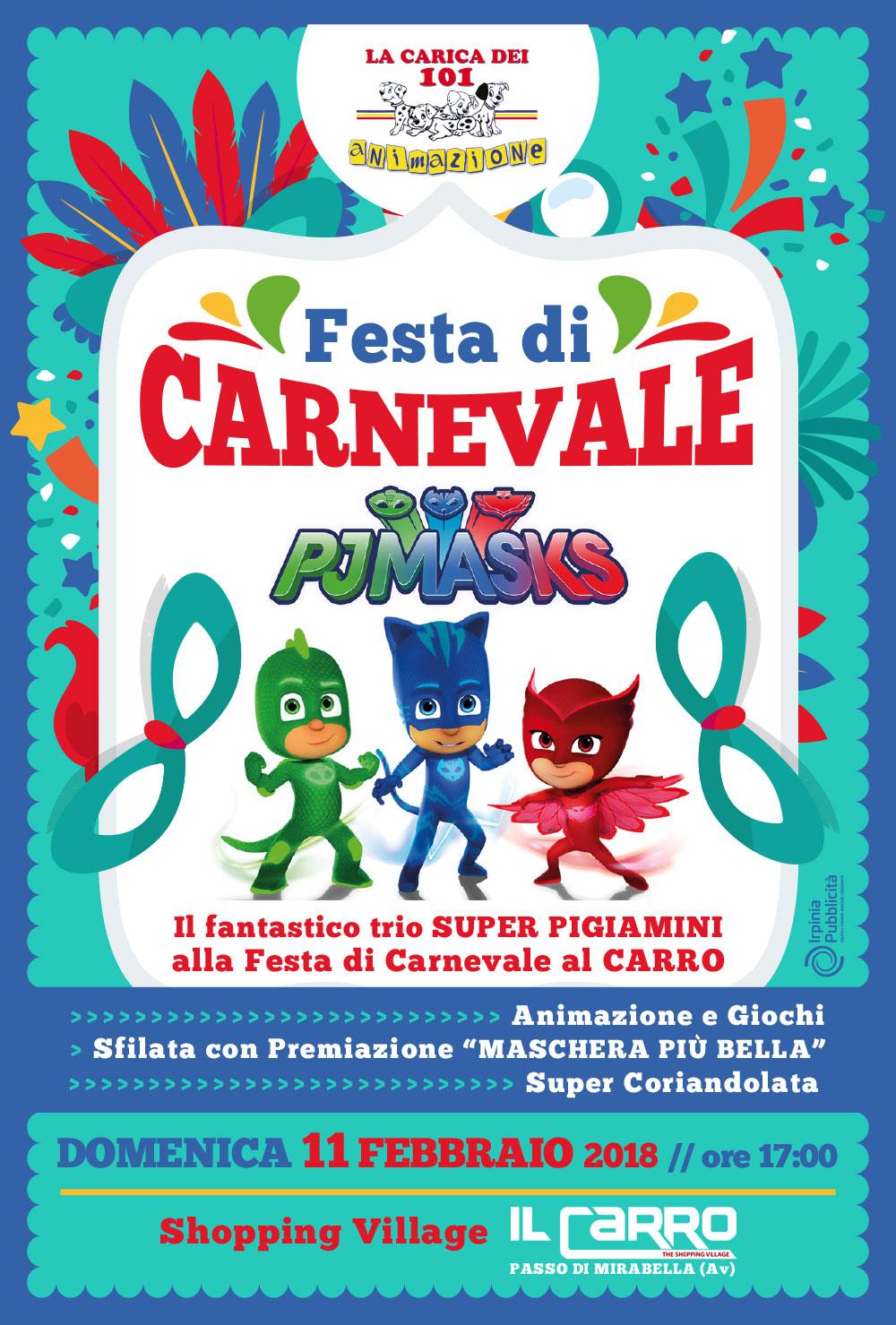 Carnevale il Carro 2018