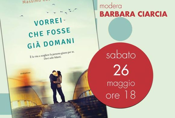 Miriam Candurro alla Libreria Ubik