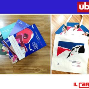 Libreria UBIK shopper in OMAGGIO