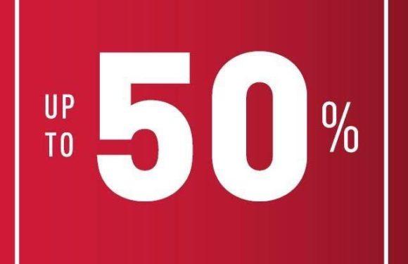 Coin Casa fino al 6 luglio sconti fino al 50%