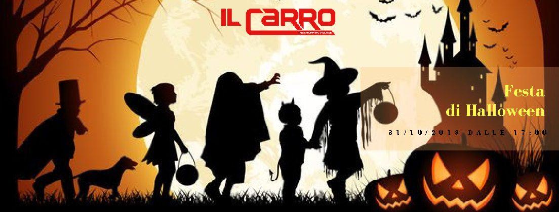 Festa di Halloween 2018